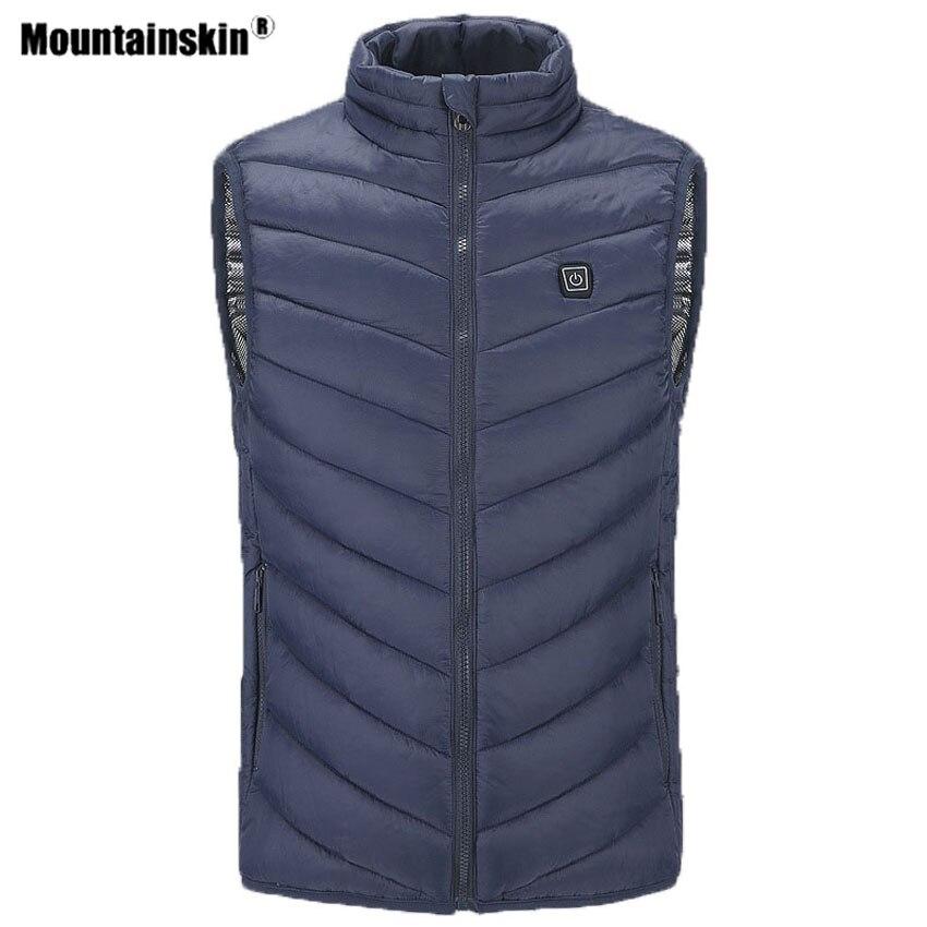 mountainskin caminhadas dos homens colete de aquecimento 02