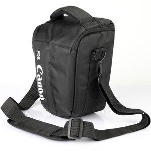 Image 4 - Waterproof DSLR Camera Bag Case For Canon EOS 6D 6D2 5D Mark IV II III 5D4 5D3 R 90D 80D 800D 750D 77D 3000D 200D 1500D