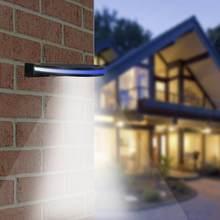 36LED Solar Power Motion Sensor Garden Security Lamp Outdoor Waterproof Light for Outdoor Garden Patio Yard Deck Garage Driveway