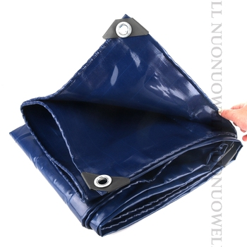 Grubość 0 48mm niebieski pcv plandeki przeciwdeszczowe tkaniny ogród dziedziniec grube plandeki przeciwdeszczowe ciężarówka wodoodporna tkanina parasolka tanie i dobre opinie Tewango CN (pochodzenie) NNW-FYB Powlekany pcv