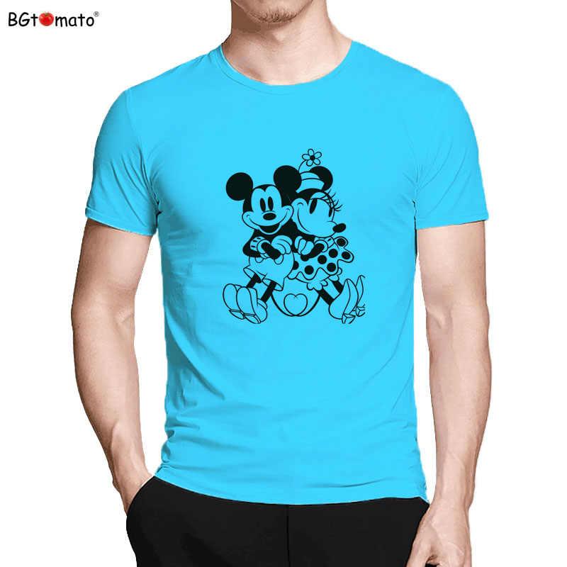 С Микки Маусом футболки Милая футболка 3d Горячая Распродажа Новый, хорошее качество крутая рубашка Звездные войны модная футболка space