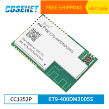 CC1352P SMD IOT โมดูล SUB 1GHz 2.4GHz 433MHz E79 400DM2005S แขนโมดูล