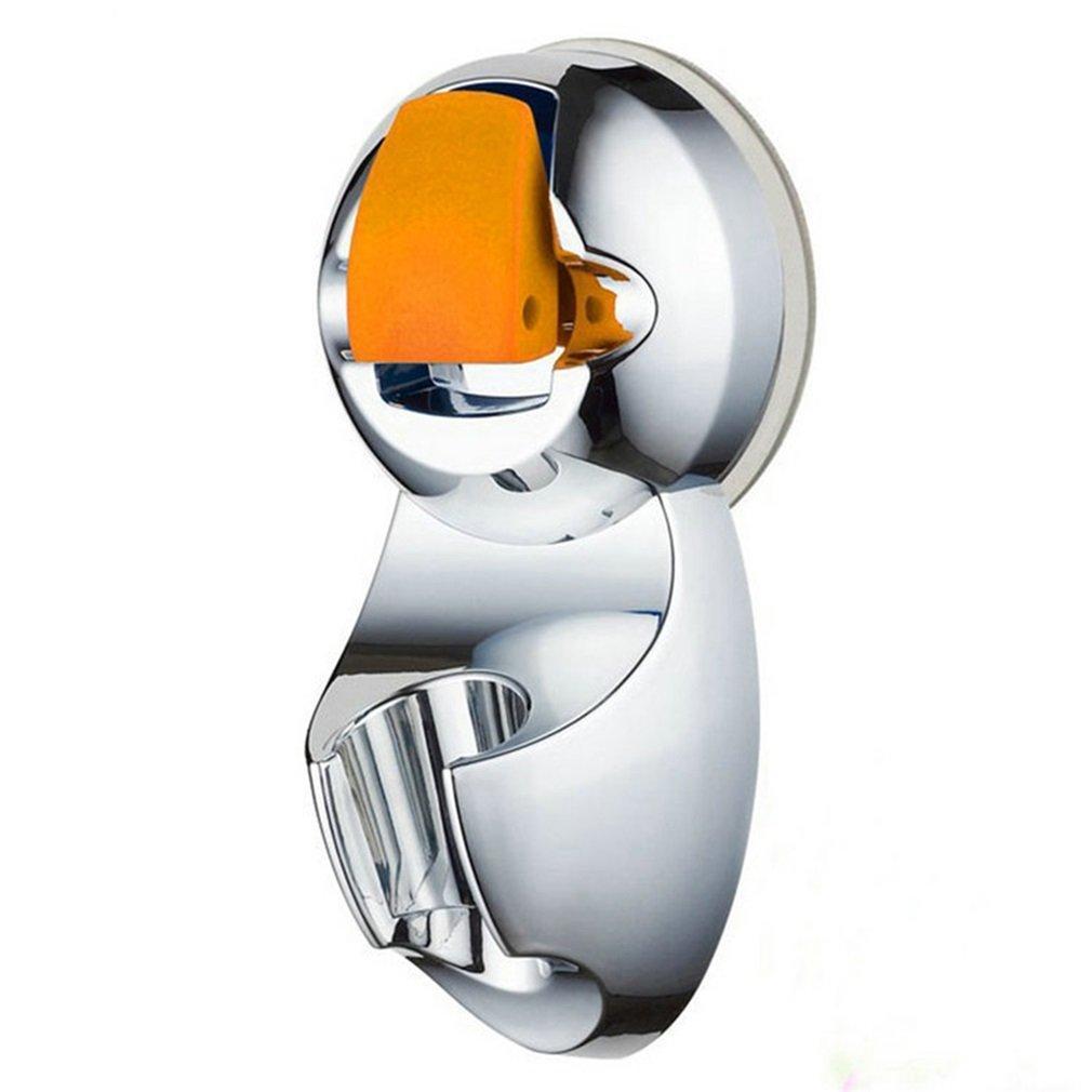 New Practical Adjustable Sucker Shower Head Stand Bracket Holder For Bathroom UL