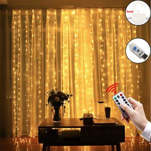 LED String Light Fairy Icicle