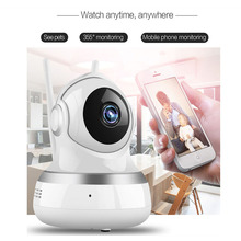 Smart Home 1080P Network Camera Full HD 2.0MP CCTV Video Surveillance P2P Security New WiFi Baby Monitor Wireless I
