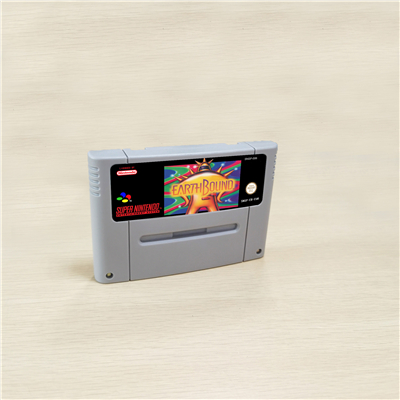 Earthbound - RPG Game Card Eur Version English Language Battery Save