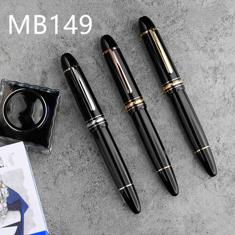 MB High-end Meisterstuck Pens 149 145 163, branded pens, free gift box