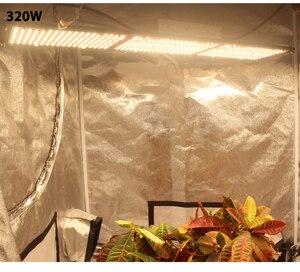 Image 5 - 최신 양자 삼성 led 보드 QB288 성장 빛 Dimmable 320W 480W LM301B 칩 믹스 660NM, 레드 UV IR, 7 년 보증