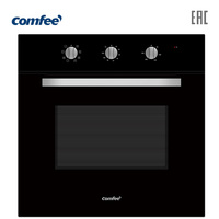 Built in electric oven grill for home and kitchen Major Appliance Comfee CBO710GB