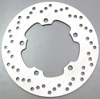 Trasero Rotor de freno de disco para PIAGGIO Beverly 500 Cruiser 2007-2012, 2008, 2009, 2010, 2011 07 12 08 09 10 11