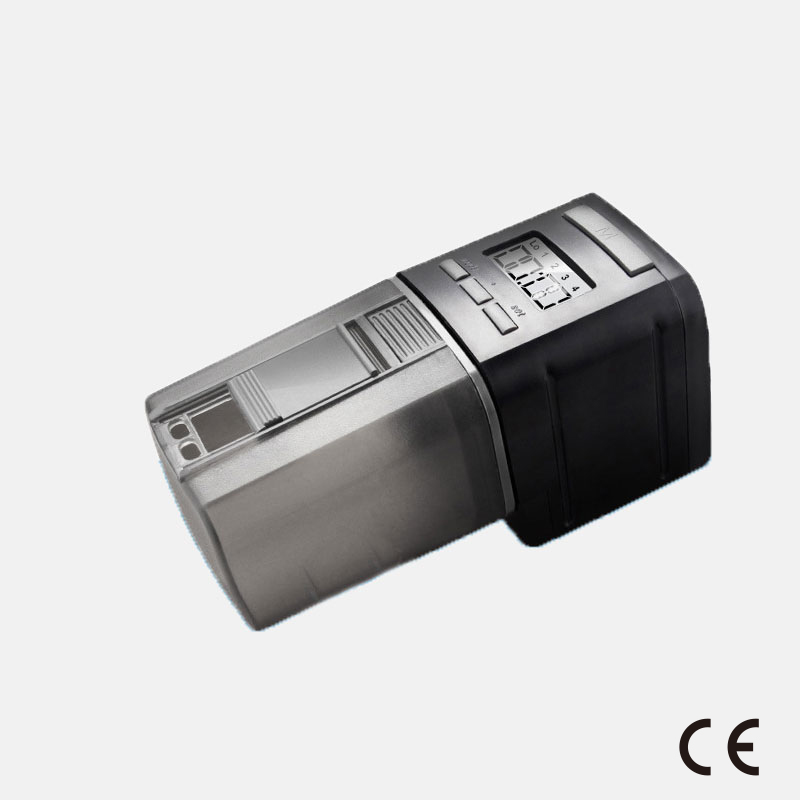 CE Certification Fish Tank Feed Tableware Fully Automatic Smart Timing Fish Feeder Mini Feeder Aquarium Feeder