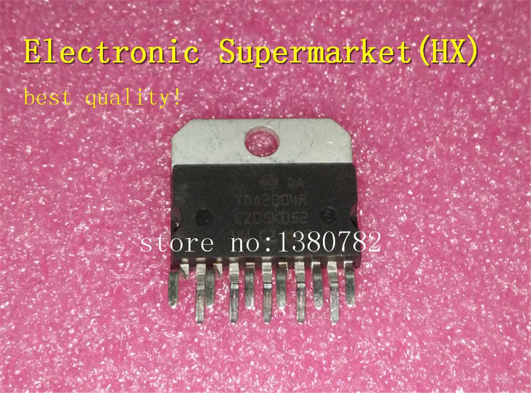 משלוח חינם 50 pcs/lots TDA2004R TDA2004 ZIP-11 חדש מקורי IC במלאי!