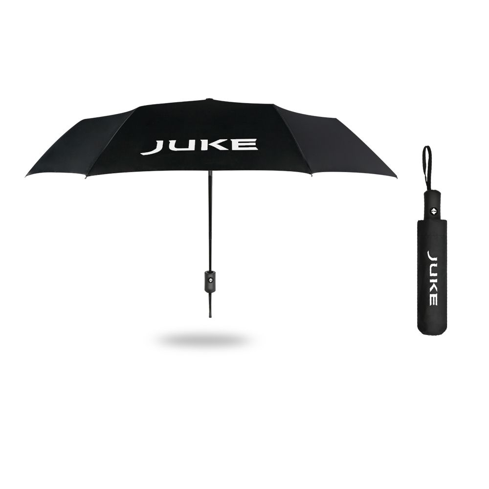Fashion Sun Rain Outdoor Beach Automatic Umbrellas For Nissan Juke Car Fully Automatic Folding Waterproof Umbrella Accessories