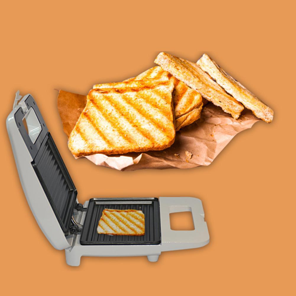 Adoolla 750W Electric Sandwich Maker Machine Breakfast Baking