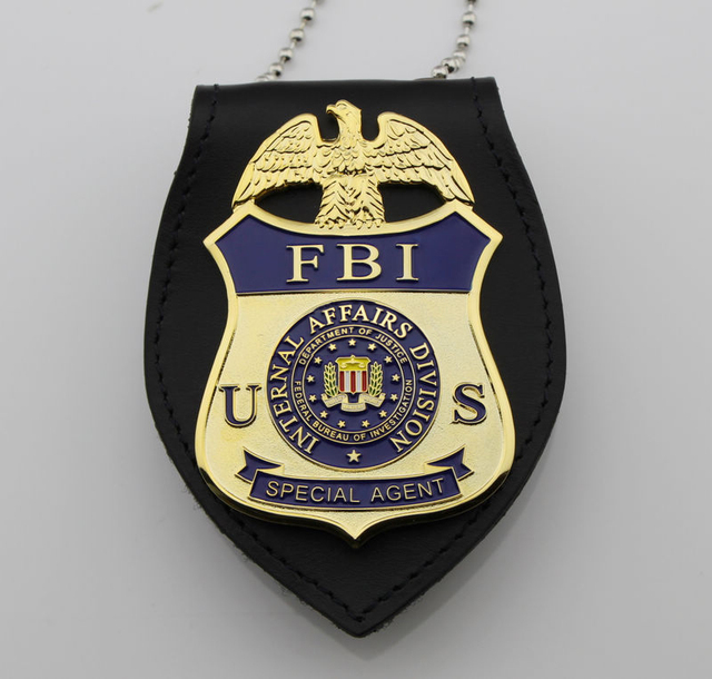 U S Fbi Internal Affairs Division Special Agent Badge Replica Movie Pin Back With Belt Clip Leather Holder Badges Aliexpress Download 100+ royalty free fbi badge vector images. u s fbi internal affairs division special agent badge replica movie pin back with belt clip leather holder