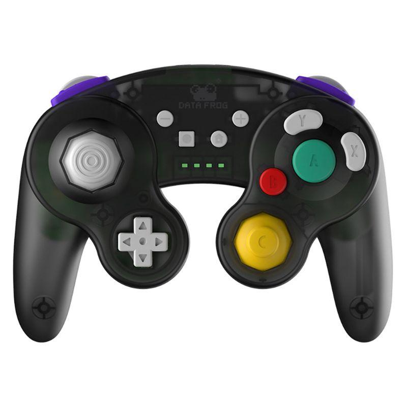 DATEN FROSCH Drahtlose Bluetooth Spiel Controller Für N-intendo Schalter Pro Gamepad Vibration Joystick für NS Lite/TV BOX/PS3/A-ndroid