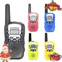 2 шт/компл детская рация радио мини игрушки baofeng bf t3 для