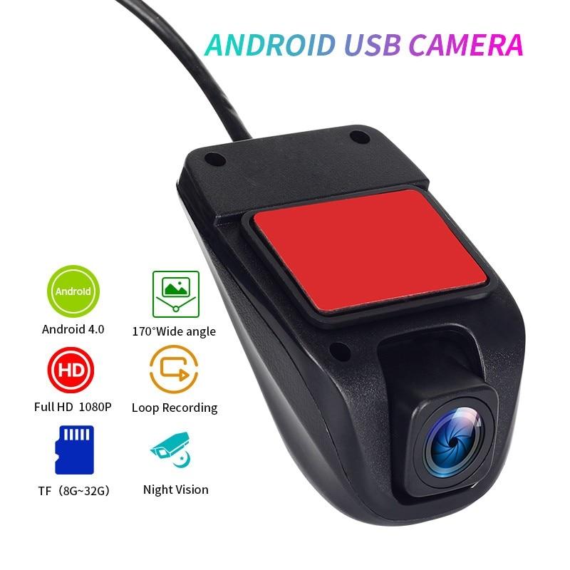 Автомобильный видеорегистратор ADAS, видеорегистратор с поддержкой Android USB, видеорегистратор 1080P HD, ночное видение, циклическая запись, g сенсор, широкоугольный регистратор 170 ° Видеорегистраторы      АлиЭкспресс