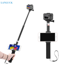 Selfie Stick Pole Self-timer for DJI Osmo Action Sports Camera Extension Rod Mobile