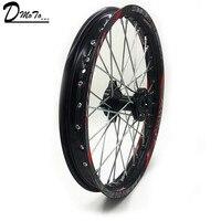 1.60x 17 inch Front Rims CNC hub Aluminum Alloy Wheel Rim 1.60 x 17inch for KLX CRF KTM Kayo Apollo BSE Pit Dit Bike Tyres