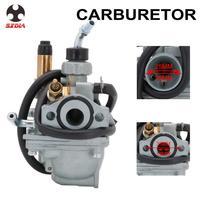 Motorcycle Carb Carburetor Parts Replacement For Yamaha TTR50 TTR 50 Carburador Motorbike Accessories