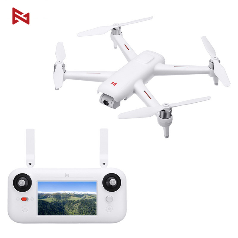FIMI A3 5.8G GPS Drone 1KM FPV 25 Minuti Con 2 assi del Giunto Cardanico 1080P Della Macchina Fotografica RC quadcopter RTF