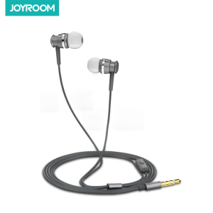Image 2 - Joyroom Wired Earphone In Ear Earphones 3.5mm Sport Earphone For Phone Stereo Bass Sound Metal Mic For Xiaomi Samsung