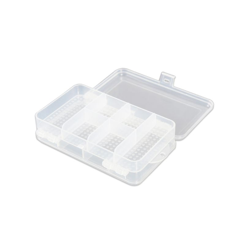 Multifunction Storage Box Mobile Phone Repair Parts Organizer For IC Accessories
