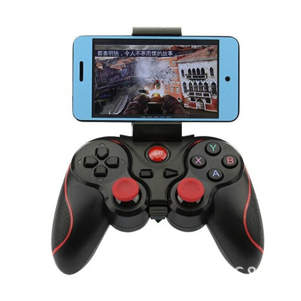F300 Smartphone Game Controller Wireless bluetooth Gamepad Joystick Console for Android Tablet PC TV BOX Video Games Accessories