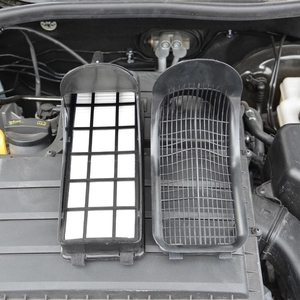 Image 4 - מסנן אוויר 3Pcs עבור פולקסווגן 2011 2019 פולו Jettas סנטנה 2011 2019/סקודה פאביה מהיר 2011  19 רכב חיצוני מכלולי מסנן