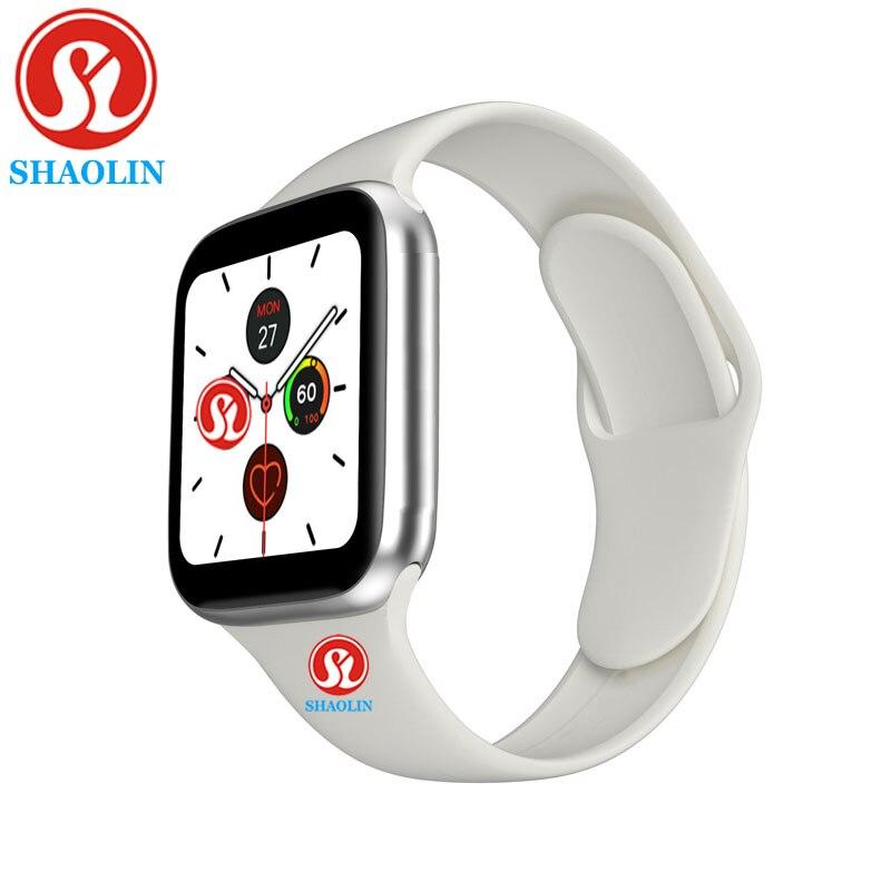 Смарт-часы для мужчин и женщин, 44 мм, пульсометр, Series 5, спортивные Смарт-часы для Apple Watch iOS 9 10 iPhone 8 Android Phone pk iwo
