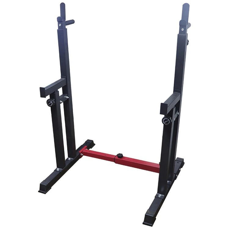 Manufacturers Direct Selling Semi-Frame Type Bench Stand Squat Rack Multifunction Parallel Bars Barbell Stand