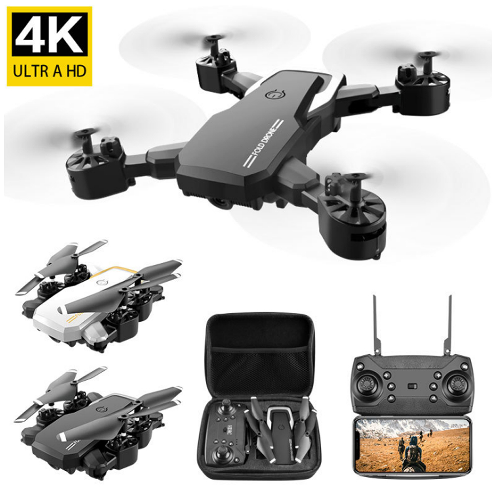 LF609 4K Drone With Camera 1080P Professional FPV Wifi RC Drones Altitude Hold Dron Quadcopter RC Helicopter