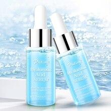 Sérum facial blanchissant hydratant à lacide hyaluronique, thé vert, Essence, crème nourrissante, Anti rides, soin pour la peau