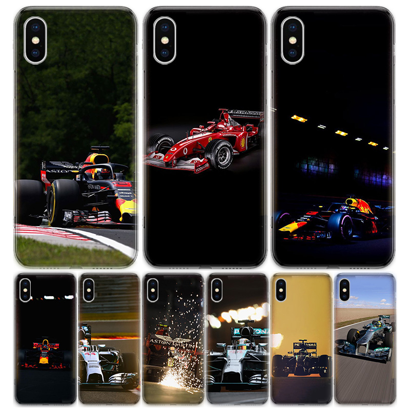 Lewis Hamilton Phone Case For iPhone 11 5 5s SE 6 6s 7 8 Plus X XS XR Pro Max Cover Coque soft Silicone TPU image