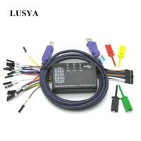 Lusya usb 로직 100 mhz 16ch 로직 애널라이저  arm fpga E4-004