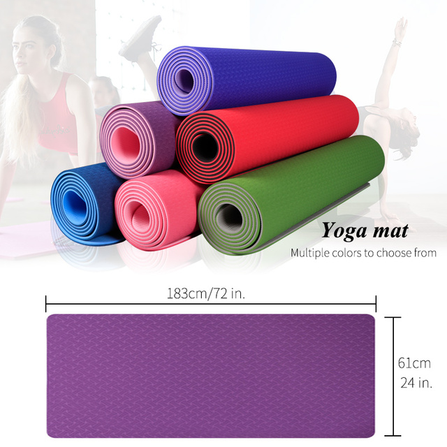 Fitness Yoga Mats  5