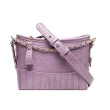 Stone Pattern Pu Leather Crossbody Bags For Women 2020 Small Lady Shoulder Messe