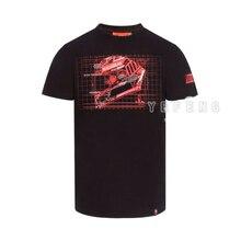 T-Shirt Moto Racing Camiseta Short-Sleeve Casual Riding Men Driving Breathable