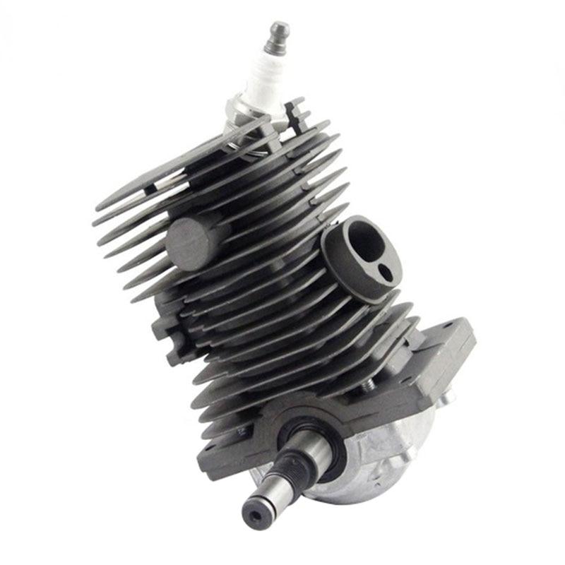 Поршень цилиндра двигателя 38 мм, коленчатый вал для бензопилы Stihl MS170 MS180 018