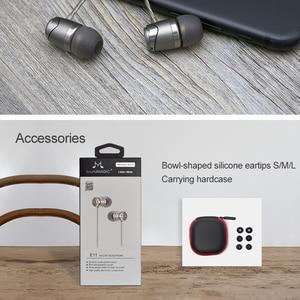 Image 5 - חדש SoundMAGIC E11 באוזן אוזניות ללא מיקרופון כבד בס HIFI מוסיקה אוזניות עבור ipod mp3 נגן