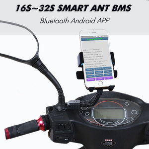 Image 2 - 16S to 32S smart ant bms new DIY Lifepo4 li ion 50A/80A/100A/110A/120A smart bms pcm  with android Bluetooth app monitor