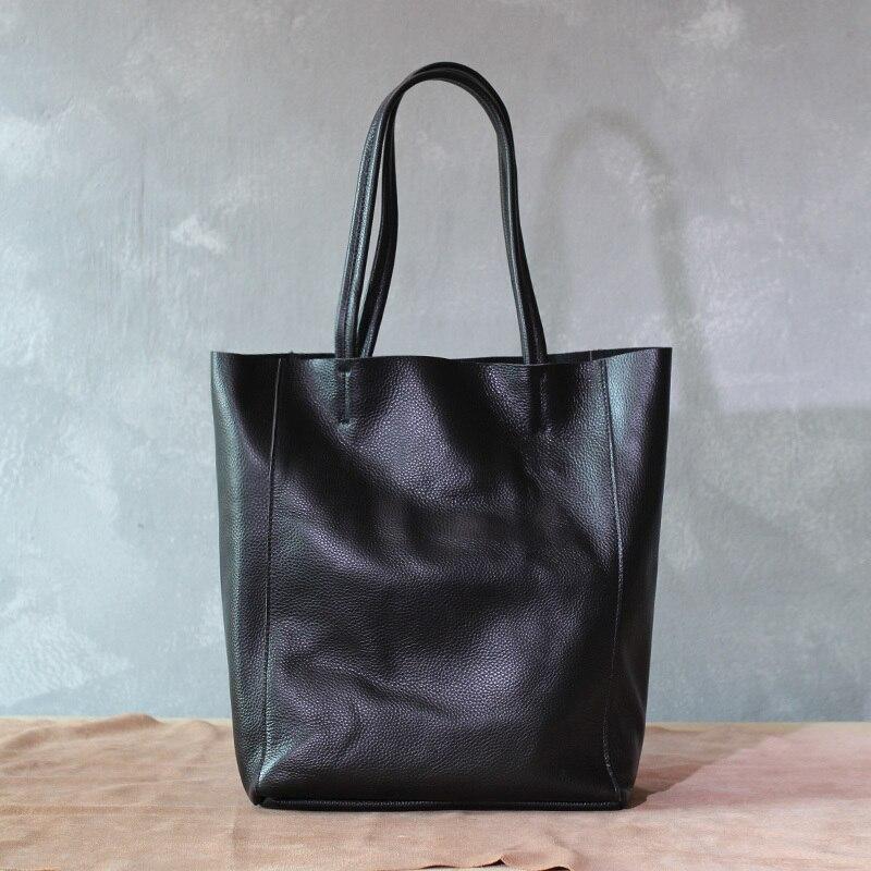 2019 New Genuine Leather luxury handbags women bags designer bags famous brand women bags Large Capacity Tote Bags for women sac