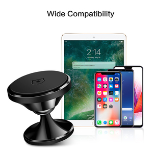 Image 4 - SmartDevil Magnet Car Phone Holder For iPhone Xiaomi universal Mount Car Holder For Phone in Car Cell Mobile Phone Holder Stand