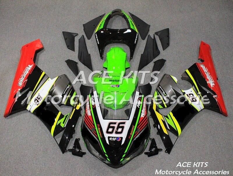 Fairings Bodywork Bolts Screws Set Fit Kawasaki Ninja ZX6R 2005-2006 16