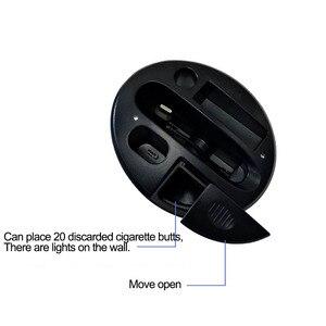 Image 4 - Cargador de coche JINXINGCHENG 3 en 1 para iqos 3,0 DUO cargador tipo C Material ABS para iqos cargador Multi 3,0 calentador de 3,0