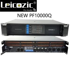 Image 1 - Leicozic 2500W 10000q 4 channel Power amplifier class td line array amplificador audio profesional stage amplifiers dj equipment
