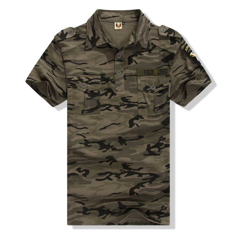Cotton Short-sleeved Men's T-shirt T-shirt Summer Trend Half-sleeved Loose Clothes Couple Bottoming Shirt