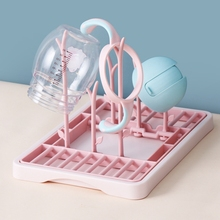 Dry-Rack Bottle Drainer Cleaning-Dryer Baby Cup Kitchen Infnat 1pc Home