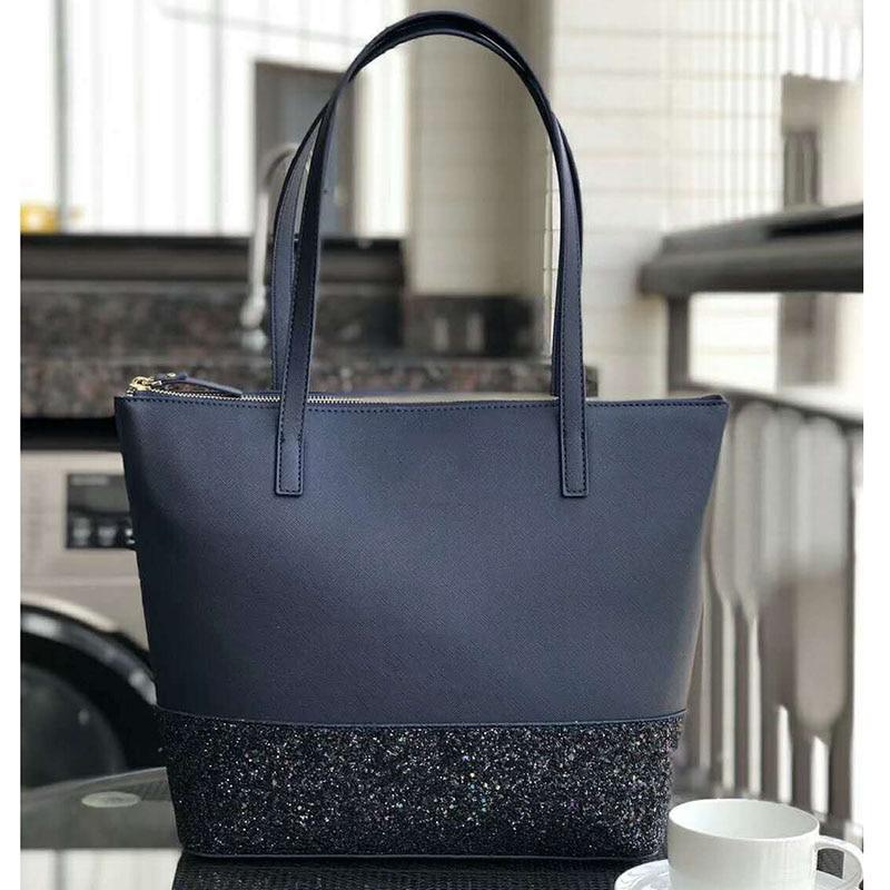 Shoulder Bag Messenger Handbag Wallet Fashion Solid Color PU Female For Women Interior Slot Pocket Zipper Versatile